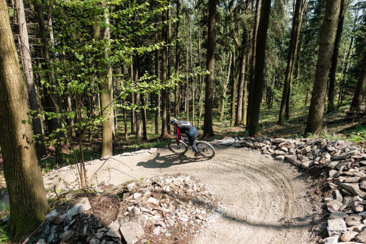 Okole Zjazd Downhill