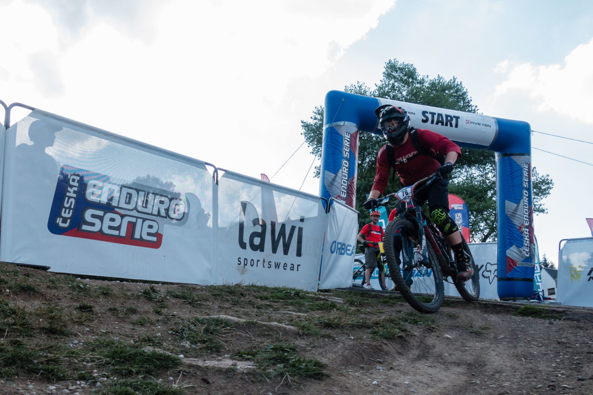 Enduro Race Kliny, Stage 6