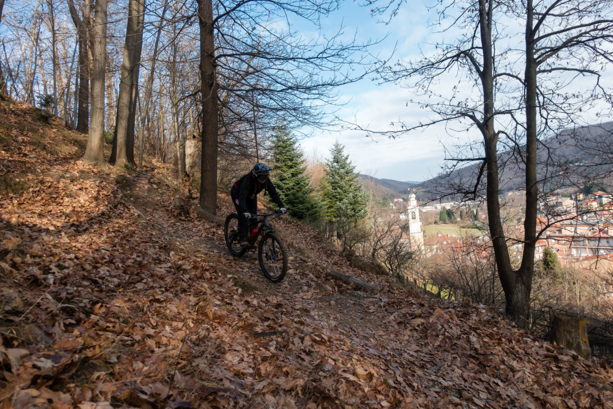 Trail del Boccioni, Finale Ligure